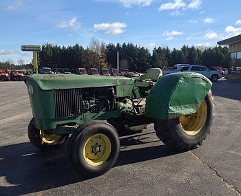 1973 John Deere 2030 Tractor For Sale
