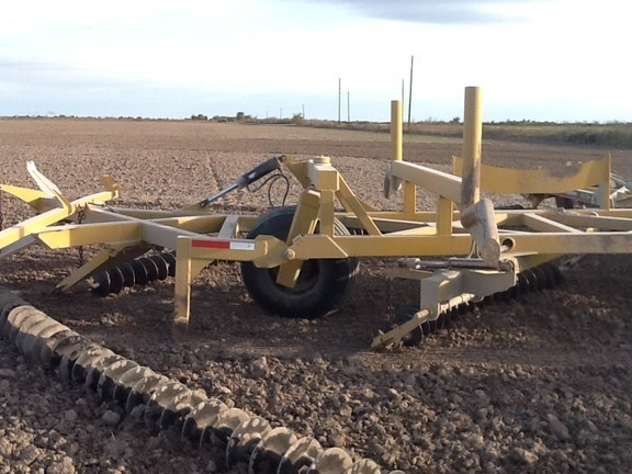 Humdinger 455CDA Disk Harrow For Sale