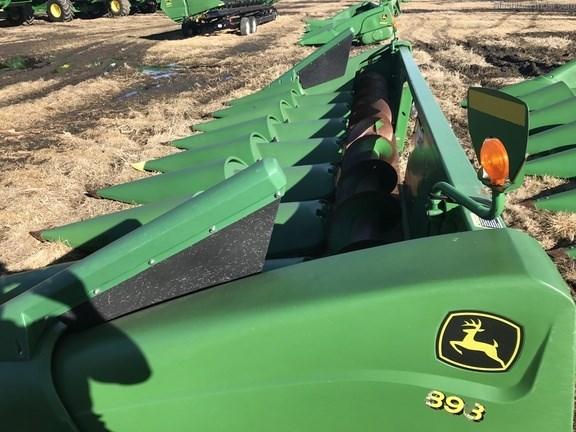 2006 John Deere 893 Header-Corn For Sale