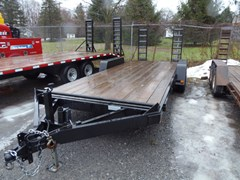 Equipment Trailer For Sale 2017 Currahee E720