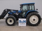 Tractor For Sale:  2004 New Holland TM130 , 130 HP