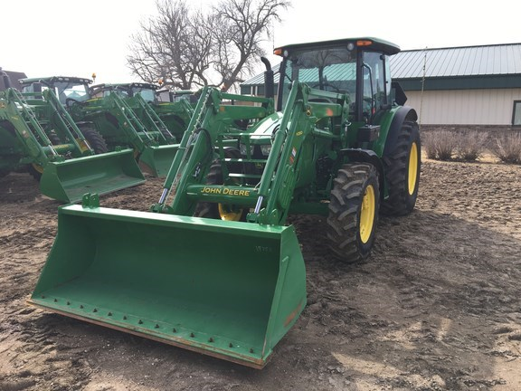 2016 John Deere 5100M Tractor For Sale