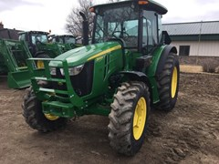 Tractor For Sale:  2016 John Deere 5100M , 100 HP