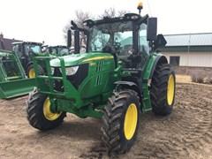 Tractor For Sale:  2016 John Deere 6110R , 110 HP