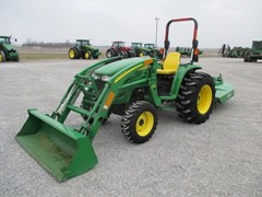 Tractor For Sale:  2006 John Deere 4720 , 58 HP