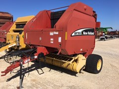 Baler-Round For Sale:  2005 New Holland BR780