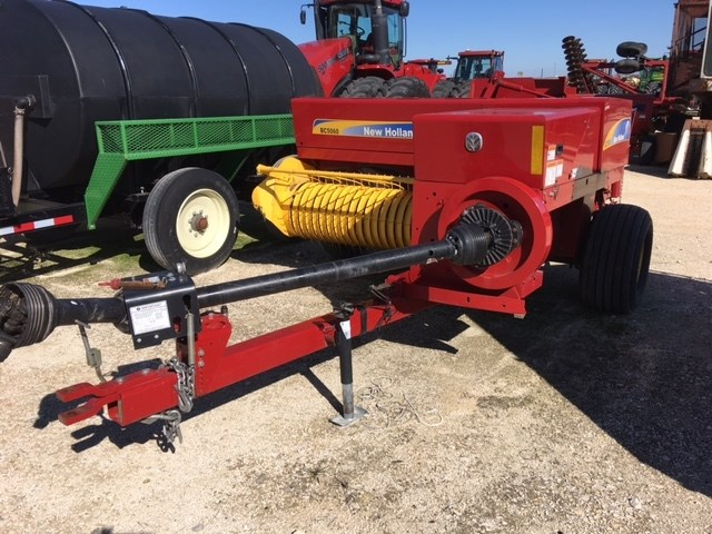 2013 New Holland BC5060 Baler-Square For Sale