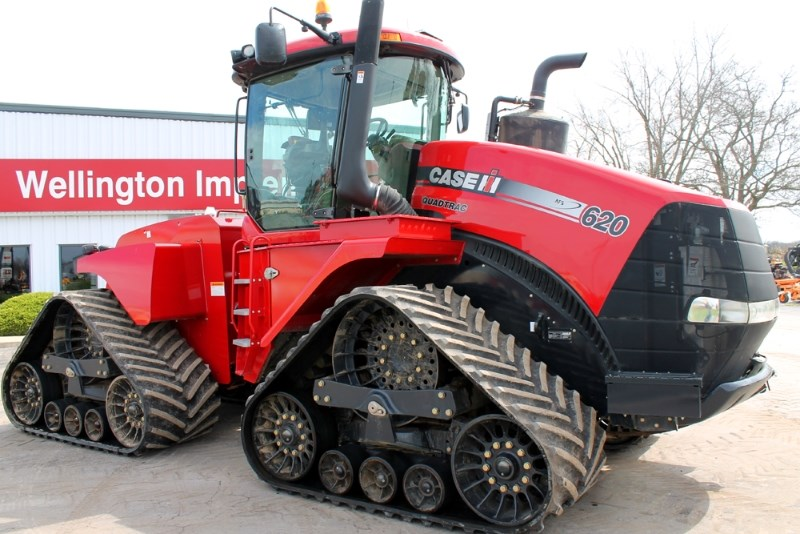 2015 Case IH Steiger 620Q Tractor For Sale