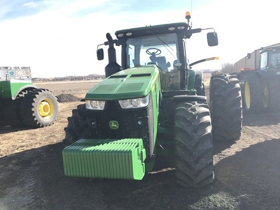2014 John Deere 8370R Tractor For Sale