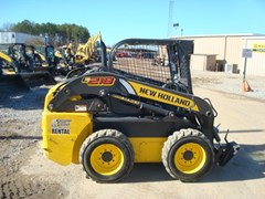 Skid Steer For Sale:  2015 New Holland L218 , 60 HP