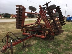 Disk Harrow For Sale:  1997 Case IH 3950