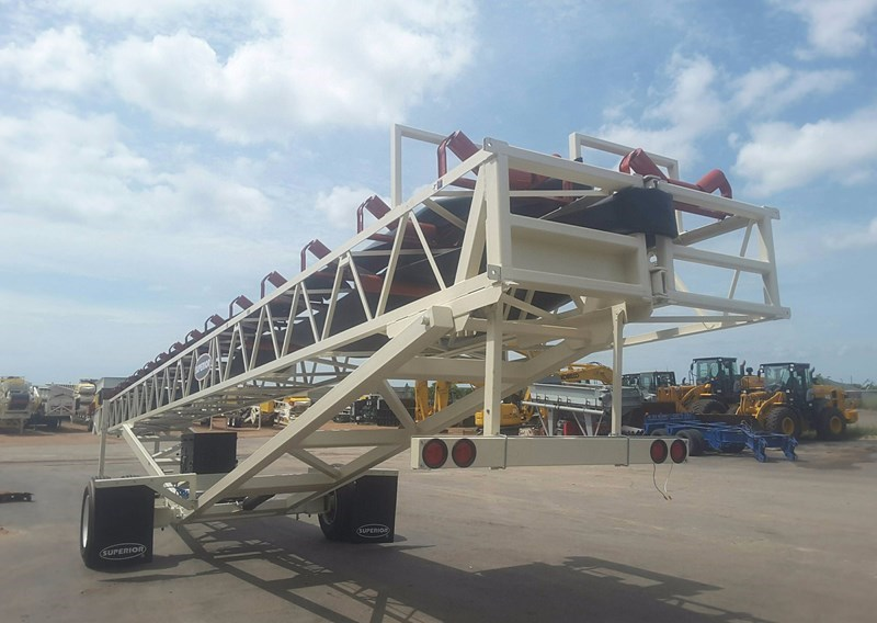 2016 Superior 30X80PRSC Conveyor - Stacking For Sale