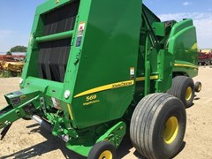 Baler-Round For Sale:  2015 John Deere 569