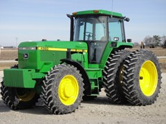 Tractor For Sale 1993 John Deere 4960 , 200 HP