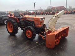 Tractor For Sale:  1982 Kubota L245DT , 25 HP