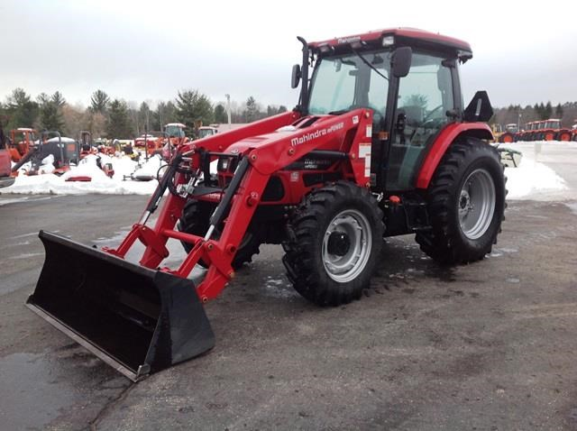 2016 Mahindra 85P Tractor For Sale
