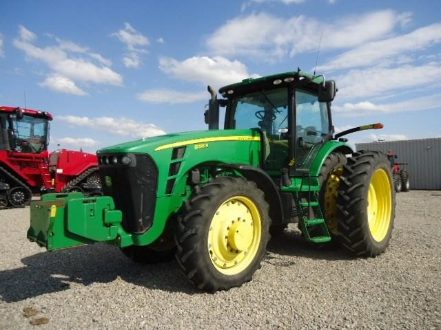 2010 John Deere 8295R Tractor For Sale