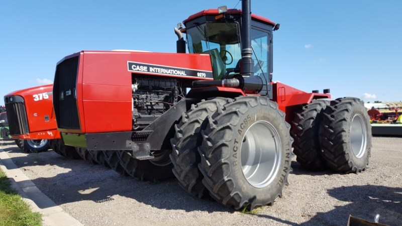 1992 Case IH 9270 Tractor For Sale