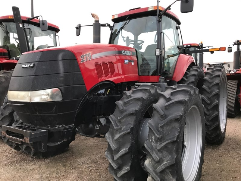 2008 Case IH 275 MAG Tractor For Sale