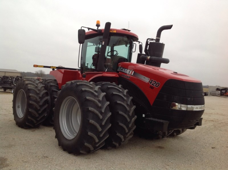 2016 Case IH 420 Tractor For Sale