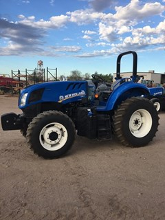 Tractor :  New Holland TS6.110