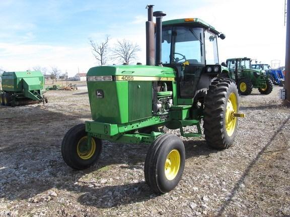 1991 John Deere 4055 Tractor For Sale