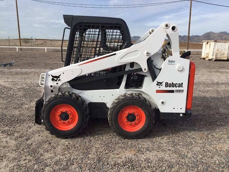 Bobcat S530 T4 Skid Steer