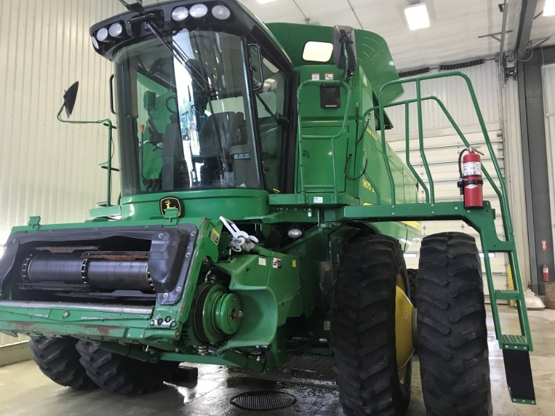 2010 John Deere 9670STS Combine For Sale