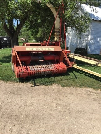 1987 Gehl 1000 Forage Harvester-Pull Type For Sale