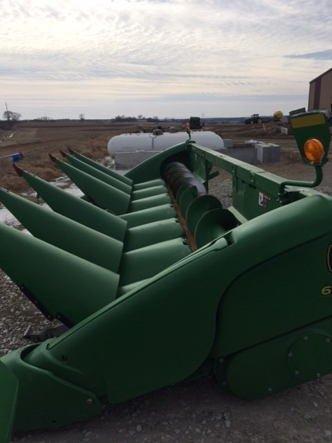 2015 John Deere 608C Header-Corn For Sale