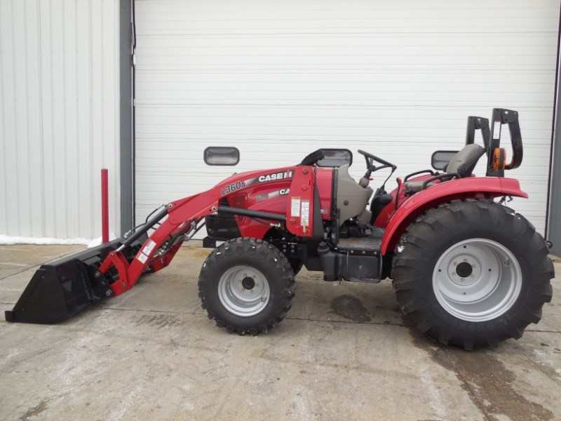 2014 Case IH 50C Tractor For Sale