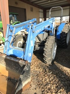 Tractor For Sale:  2000 New Holland TN75S , 72 HP