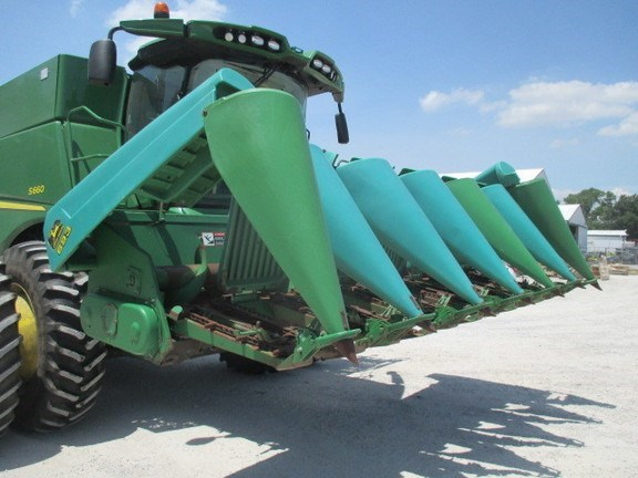 1996 John Deere 693 Header-Corn For Sale