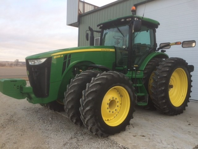 2012 John Deere 8335R Tractor For Sale