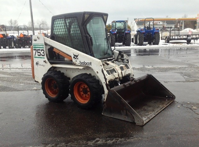 2001 Bobcat 753 Skid Steer For Sale