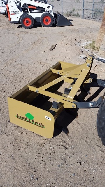 Land Pride BB1254 Scraper-Pull Type