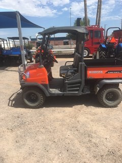 Utility Vehicle For Sale:  Kubota RTV900W
