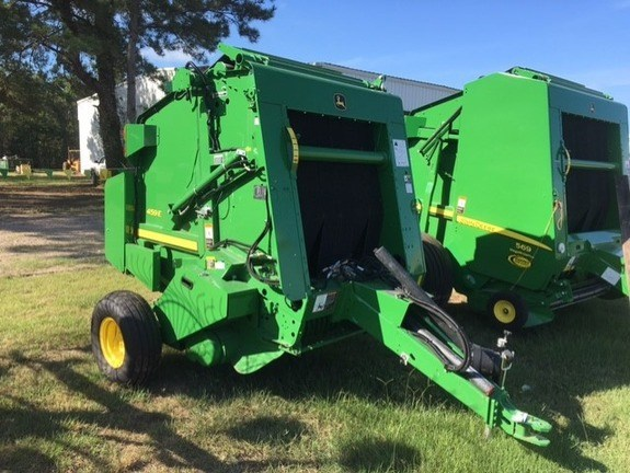 2016 John Deere 459 Baler-Round For Sale