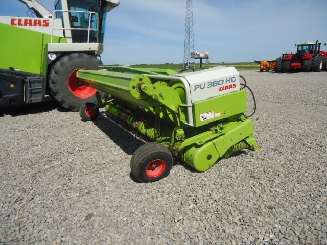 2006 Claas PU380HD Forage Head-Windrow Pickup For Sale