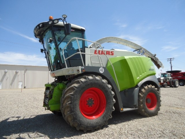 2011 Claas 970 Forage Harvester-Self Propelled For Sale