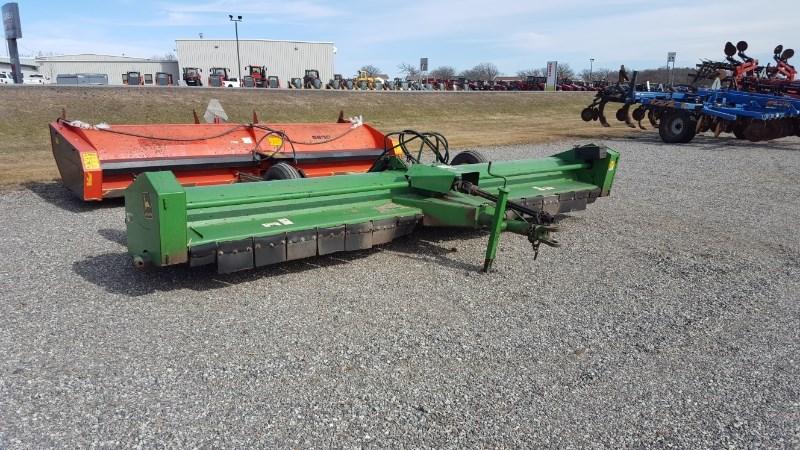 2009 John Deere 115 Flail Mower For Sale