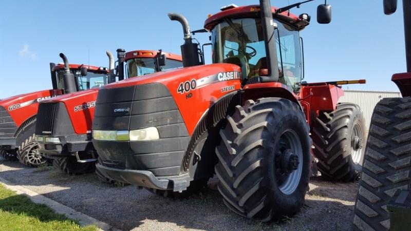 2012 Case IH 400 STEI1 Tractor For Sale