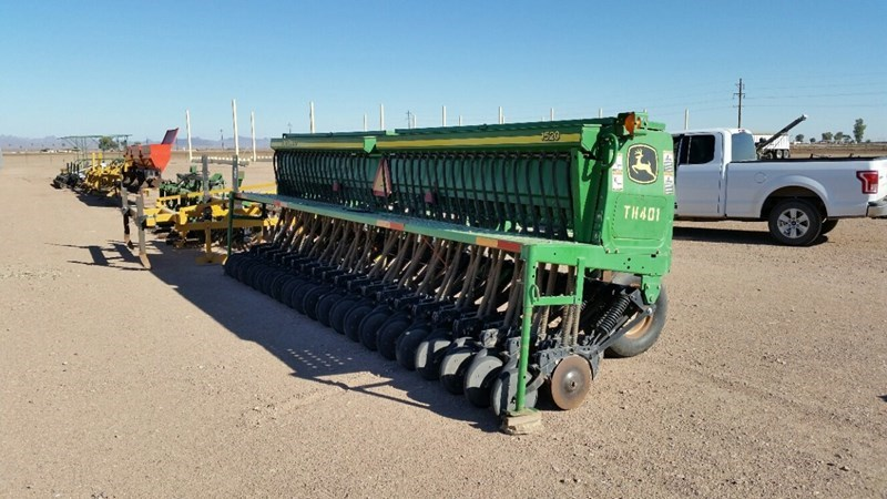 2008 John Deere 1520 Planter For Sale