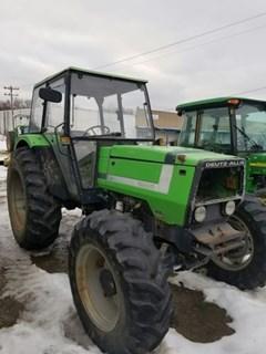 Tractor For Sale:  1987 Deutz 6265 , 70 HP
