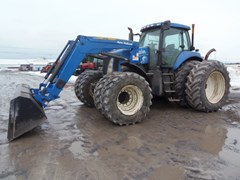 Tractor For Sale 2008 New Holland T8050 , 270 HP