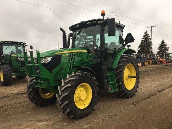 2016 John Deere 6120R Tractor For Sale