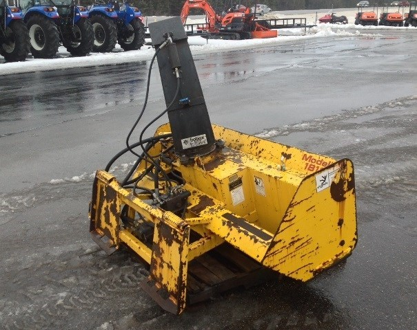 Erskine 1812 Snow Blower For Sale