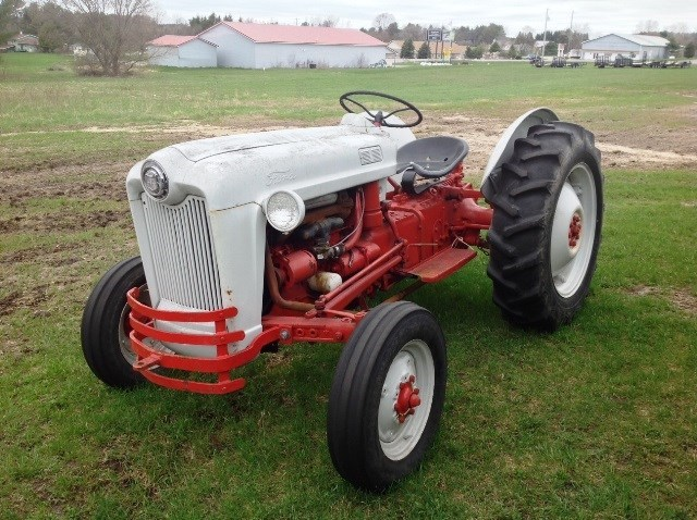 1954 Ford NAA Tractor For Sale