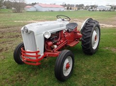 Tractor For Sale:  1954 Ford NAA , 33 HP