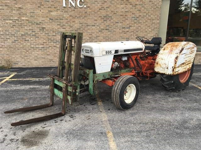 1977 Case 995 Tractor For Sale